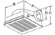 Model SP-A Fan